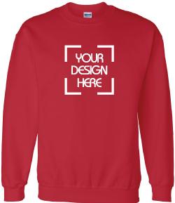 Heavier Crew Neck Sweatshirt