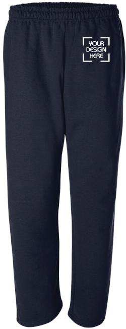 Best Selling Sweatpants - Open Bottom Joggers