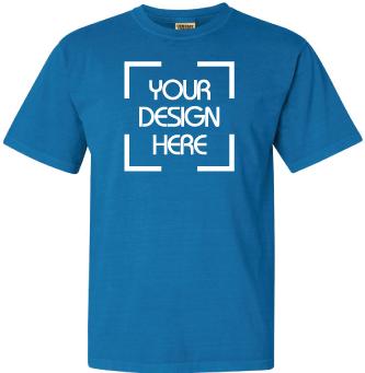 Garment Dyed T Shirt