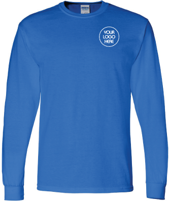 DryBlend 50/50 Long Sleeve T-Shirt