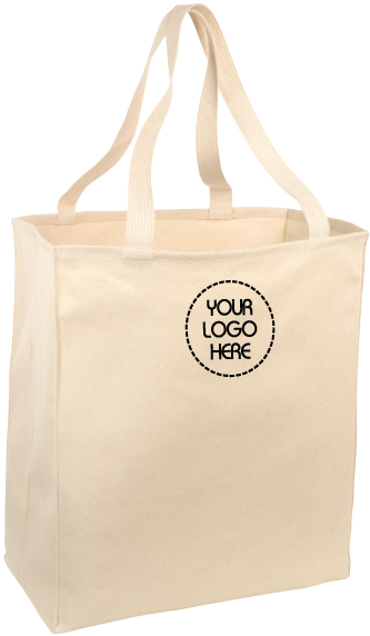 Over the Shoulder Grocery Tote   10 oz