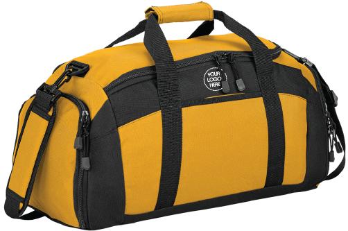 2-Tone Gym Bag   Duffel