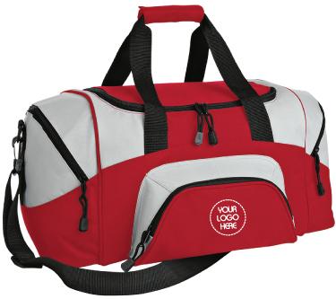 Small Gym Duffel   Budget Friendly Sports Bag