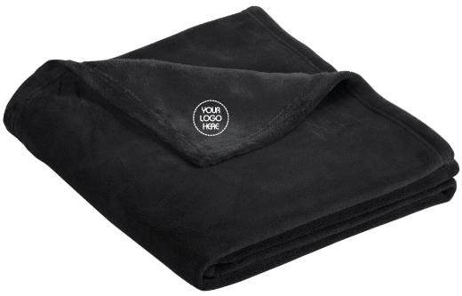 Keeping Warm on Game Day Blanket | Fleece Blanket