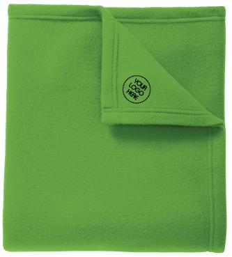 Cozy Core Fleece Blanket