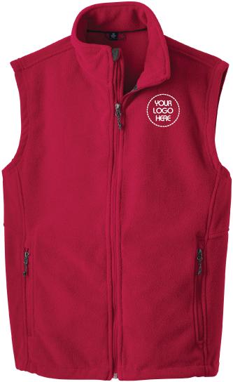 Value Fleece Vest | 13.8 oz