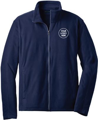 Cozy Microfleece Jacket | 7.5 oz