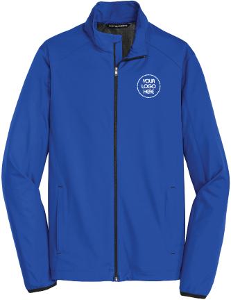 Full Zip Active Jacket | Soft Shell