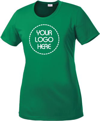 Ladies Competitor T-Shirt | Performance 100% Polyester Shirt