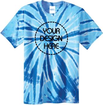 Kids Tie Dye T Shirt