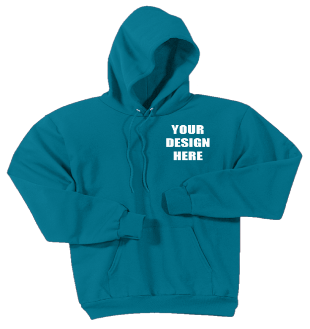 Custom Embroidered Hoodies - Bolt Printing & Embroidery