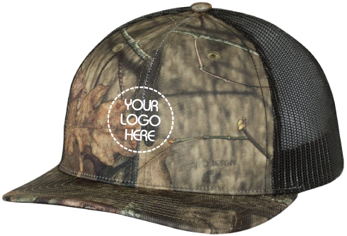 Mossy Oak Country Trucker Cap
