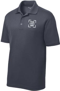 Moisture Wicking Polo Shirt