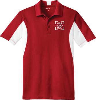 Color Block Contender Polo Shirt