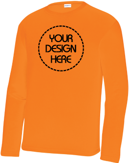 Long Sleeve Performance Competitor Tee