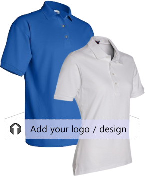 Polo Shirt Embroidery Get Your Logo Or Design Added To Polo Shirts